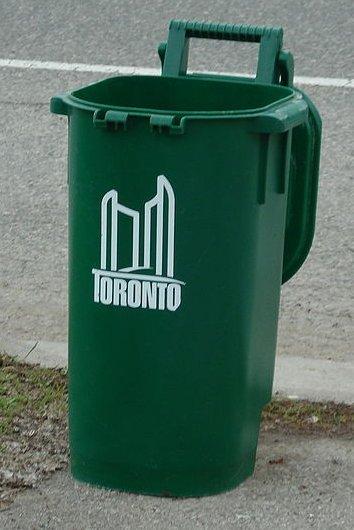 Toronto Green Bin